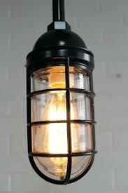 industrial cage lighting. Industrial Cage Light Fixture Fat Shack Vintage Pendant Ceiling Lighting L