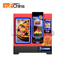 Italian Pizza Vending Machine Simple Chinese High Quality Let′s Pizza Vending Machine For Sale China