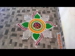 Small Picture 1434 best My rangoli book images on Pinterest Rangoli designs
