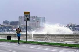 Tropical Storm Elsa Dumps Rain on ...