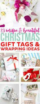 Ideas  To Wrap A Present Creative Techniques Bless This Mess Beautiful Christmas Gift Wrap