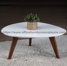 triangle coffee table modern coffee table malaysia bandar kinrara bandar utama petaling jaya 2