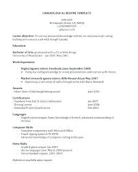 Standard Resume Format For Freshers Regular Resume Format Download ...