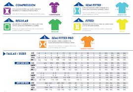 Errea Size Chart Size Guide Andreas Carter Sports