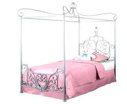 Metal Princess Bed Frame Twin Size Canopy 3 Of 4 – elyveorganics