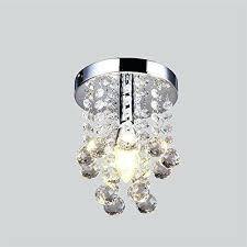 mini crystal chandelier flush mount best of best mini style 1 light flush mount crystal chandelier
