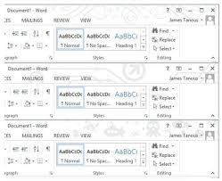Word 2013 Themes How To Customize Office 2013 Backgrounds Themes
