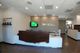Keller WilliamsReal Estate Office Construction By APS General Fascinating Real Estate Office Interior Design