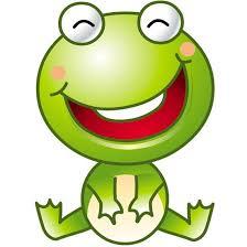 Znalezione obrazy dla zapytania żabka grafika