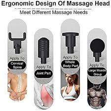 Massage Gun, <b>Fascia</b> Gun Myofascial Physiotherapy <b>Instrument</b> ...