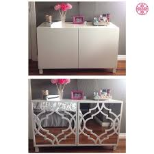 mirrored furniture ikea. IKEA Besta Before Then After Some Mirror And An O\u0027verlays Khloe Kit For The Mirrored Furniture Ikea Y