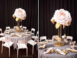 Paper Flower Centerpieces At Wedding Decor Paper Flower Centerpieces 2861303 Weddbook