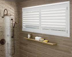 Bathroom  Water Repellent Bathroom Window Curtains Bathroom Shower Privacy