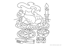 Small Picture 10 Images of Dinner Table Coloring Page Dining Room Table