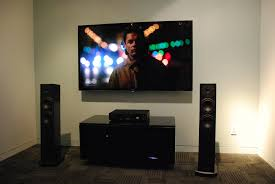 home entertainment system design. because people often feel out of their element when looking for a new system, they should work with someone who is both experienced at system design and home entertainment