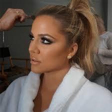 khloe kardashian beauty tips