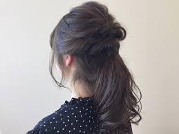 お葬式の髪型マナーとおすすめヘアアレンジ8選feelyフィーリー