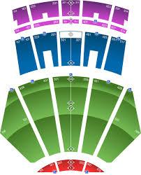 Microsoft Theatre Seating Chart