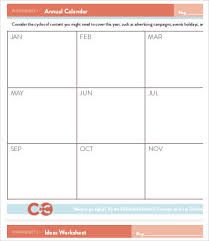 Annual Calendar - 9+ Free Word, Pdf Documents Download | Free ...