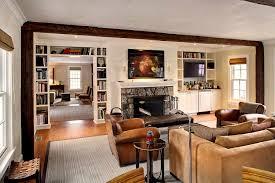 exciting farmhouse interior plans 3 contemporary farmhouse interiors on home design