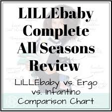 Lillebaby Complete All Seasons Review Lillybaby Vs Ergo Vs