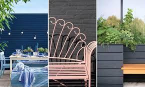 sprucing up your garden furniture