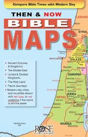 Then And Now Bible Maps Compare Bible Times With Modern Day Lands