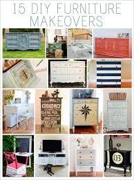 15 Stunning DIY Furniture Makeovers DIY Cozy Home