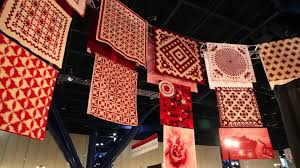 Houston Quilt Festival 2014 - Red and White Quilts - YouTube &  Adamdwight.com