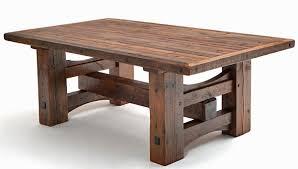 barn kitchen table