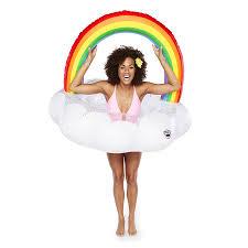 <b>Круг надувной Rainbow</b> Cloud от <b>BigMouth</b> (арт. BMPF-0012 ...