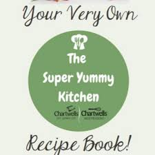We're serving up happy & healthy. Kingsham Primary School Chartwells Recipe Book