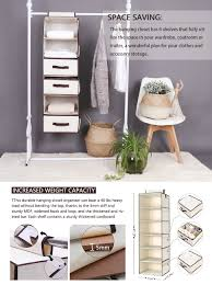 hanging closet organizer target. Cozy Hanging Closet Shelves Target Storageworks Polyester Canvas On Drywall: Full Organizer L