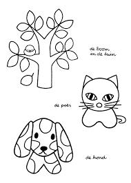 Nijntje Kleurplaat Art Illustration Crafts En Doodles