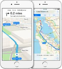 apple maps now dominates google maps on ios devices