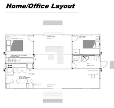 Office Layout Design 4 Room Home Office Design Office Layout Design