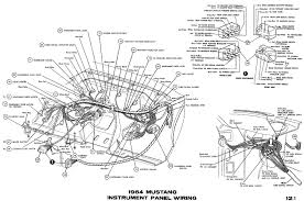 wiring diagram mustang info 1964 mustang wiring diagrams average joe restoration wiring diagram