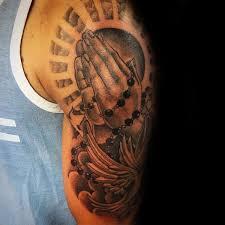 100 Růžových Tetování Pro Muže Posvátné Modlitební Inkoustové Vzory