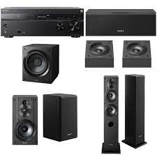 Sony 7.2 Channel Speaker System with Receiver