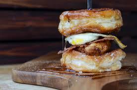 Fried Chicken and Donut Sandwich - VeryVera