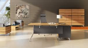 timber office furniture. NOVARA Executive DESK+Return Timber Office Furniture
