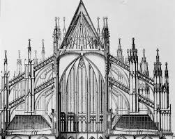 「1880、Cathedral of Gothic construction started」の画像検索結果