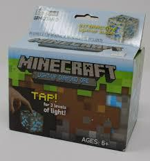 Diamond Ore Light Minecraft Blue Diamond Ore Light Up Nightlight Mine Craft