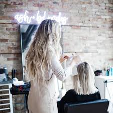 About | ASHBLONDES