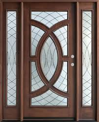 lovely front wood doors with glass single wood front doors lowe s exterior doors with glass contemporary