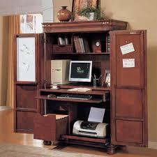 image of office armoire desk ikea