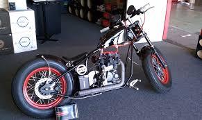 custom bobber motorcycles kicker 5150 california hardknock