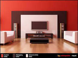 asian paints colour shades interior