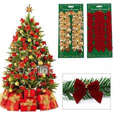 Weihnachtsbäume Weihnachtsbeleuchtung Girlanden Strümpfe