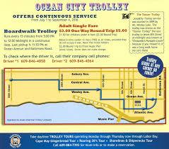 Ocean City Trolley Service Starts On July 1